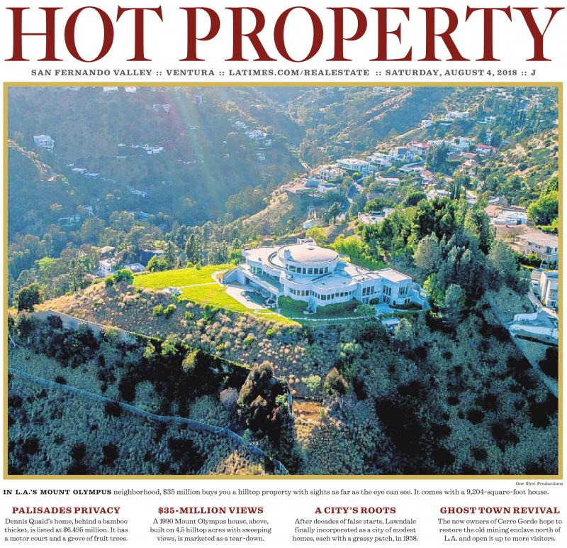 HOT PROPERT Y - Real Estate - San Fernando Valley / Ventura