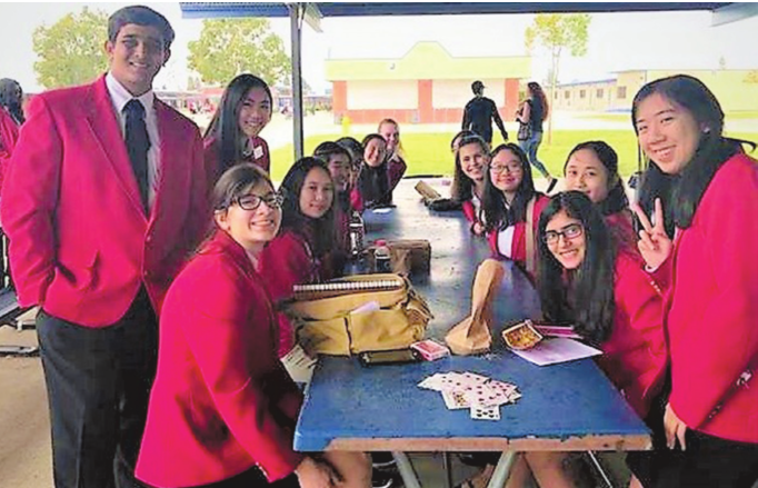 Cvusd Students Qualify For State Contest Foothills Reader
