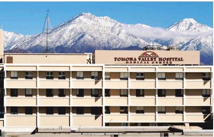 Pomona Valley Hospital Medical Center ranked among best