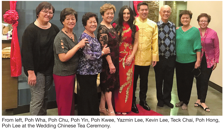 When the Lee Family is together - Foothills Reader