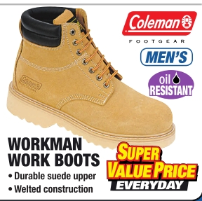 72daeb969c1 WORKMAN WORK BOOTS - Big 5 Sporting Goods