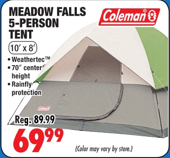 69  sc 1 th 216 & MEADOW FALLS 5-PERSON TENT - Big 5 Sporting Goods