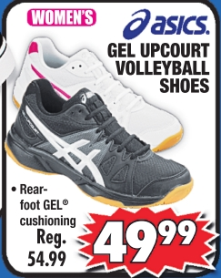 5 volleyball shoes