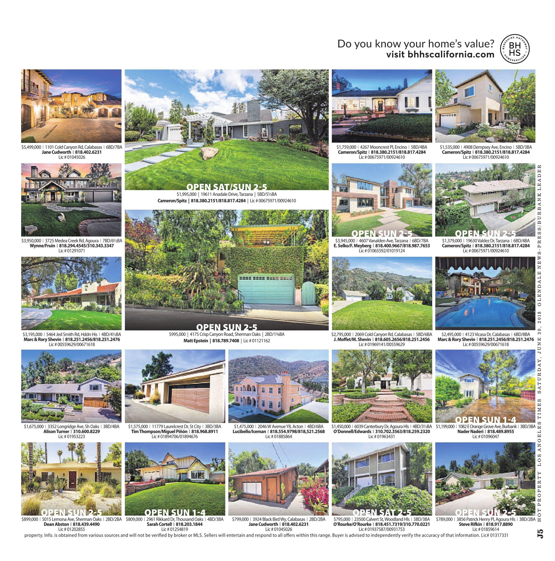 San Fernando Valley Ventura Page 5