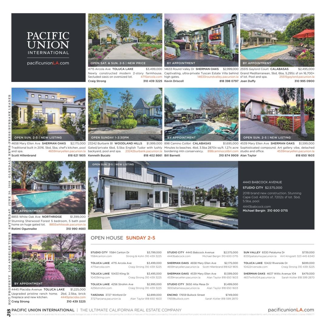 San Fernando Valley Ventura Page 18