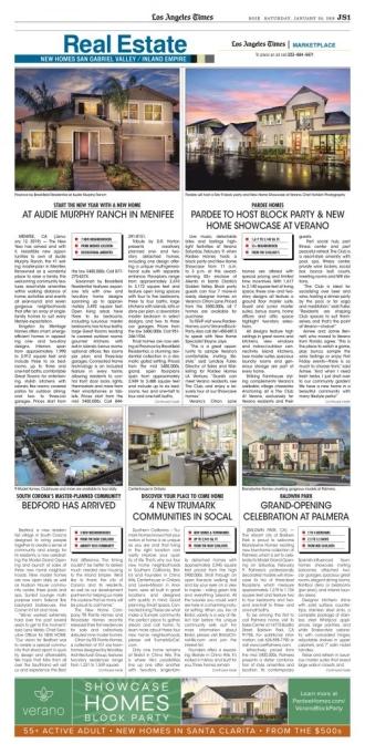 Centerhouse in Ontario - Real Estate - San Gabriel Valley